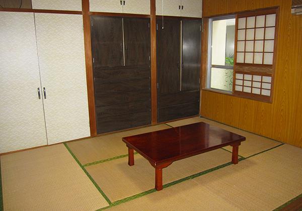 かりゆし石垣島ゲストハウス和室大部屋
